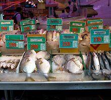 Fish Market by Cassandra Burda