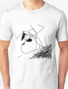 A squiggle for Christmas Unisex T-Shirt