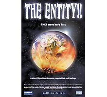 Promotional Poster THE ENTITY!! 01 Photographic Print