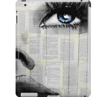 promises iPad Case/Skin