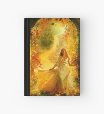 Into Dreams Hardcover Journal