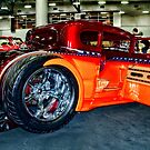 World of Wheels, Des Moines: RADICAL ROD 2 by Robert Beck
