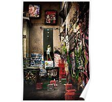 Back-Alley Madonna Poster