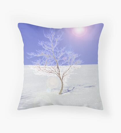 Showcase Throw Pillow