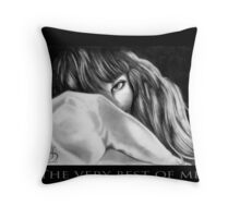 The Very Best of Me Throw Pillow