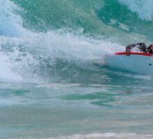 Surfer Sticker