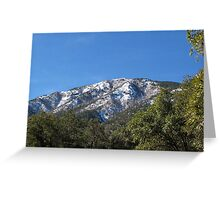 Sonoran Scenery Series ~ 7 ~  Madera Canyon Greeting Card