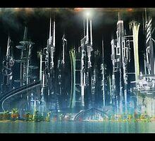 the city of hope v1 by zenati