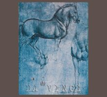 Da Vinci Horse by Juilee  Pryor