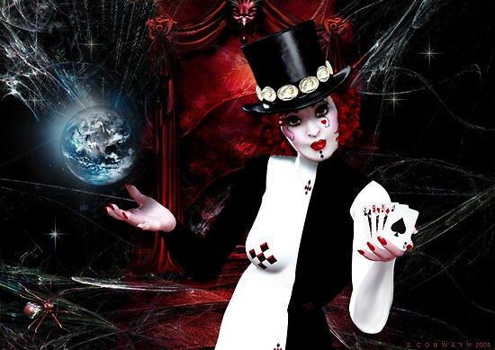 Cosmic Joker by Shanina Conway