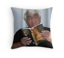 """Uncovering secrets of art and family""......... Throw Pillow"