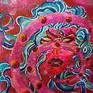 Sacred Eyes by Shane  Mclaren