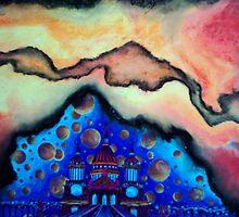 Rhealms Cathredal by Shane  Mclaren