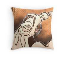 BACKAROUND Throw Pillow