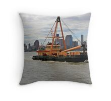 Army corps of engineers Driftmaster Throw Pillow