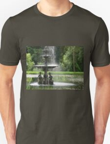 A country fountain T-Shirt