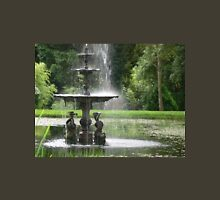 A country fountain Unisex T-Shirt