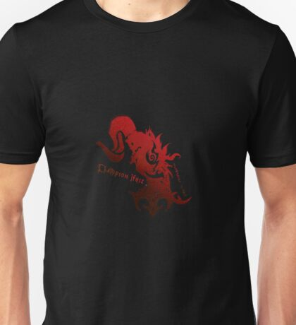 Final Fantasy XIV - Tribal Primal Ifrit Unisex T-Shirt
