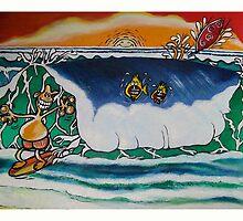 SURFING AUSSIE STYLE by ROB51