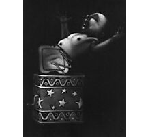 Jack in the Box Photographic Print