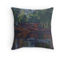 Twin Dams,Kalgoorlie. West Australia Throw Pillow