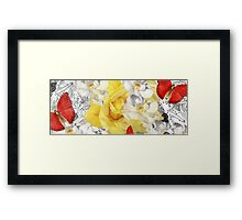 Ghosts of Daydreams Past #3 – March 24, 2010 Framed Print