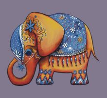 The Littlest Elephant TShirt Kids Tee