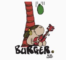 BURGER LOGO 2 by ROB51