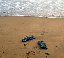 "For the Love of ""Jandals"" by Sandra McNabb"
