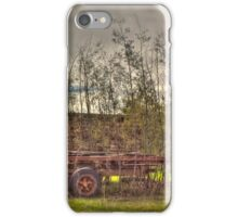 Rooted to the Spot iPhone Case/Skin