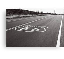 Mother Road Canvas Print