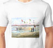 Windy day, Altona Unisex T-Shirt