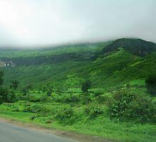 Green Mountain by chintan