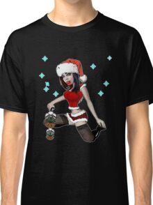 Santa's Zombie Helper Classic T-Shirt