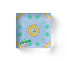 COMPASS Acrylic Block