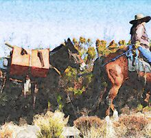 Back Country Packing by Rhonda Strickland