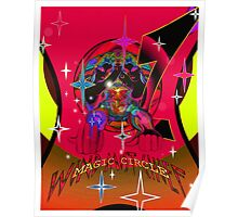 Magic Circle - Wind Mist Chief Poster