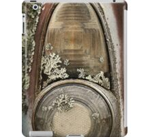 Automotive Graveyard - Tail Light iPad Case/Skin