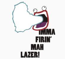 Shoop Da Whoop Firin' Mah Lazer!  by Selador