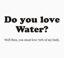 Water is Love by Selador