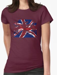 mini Womens Fitted T-Shirt
