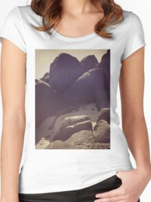 Coolie Rocks Women's Fitted Scoop T-Shirt
