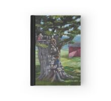 Construction Project Hardcover Journal