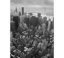 New York Chrysler Building Photographic Print