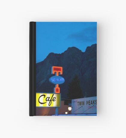 Twin Peaks Diner Hardcover Journal