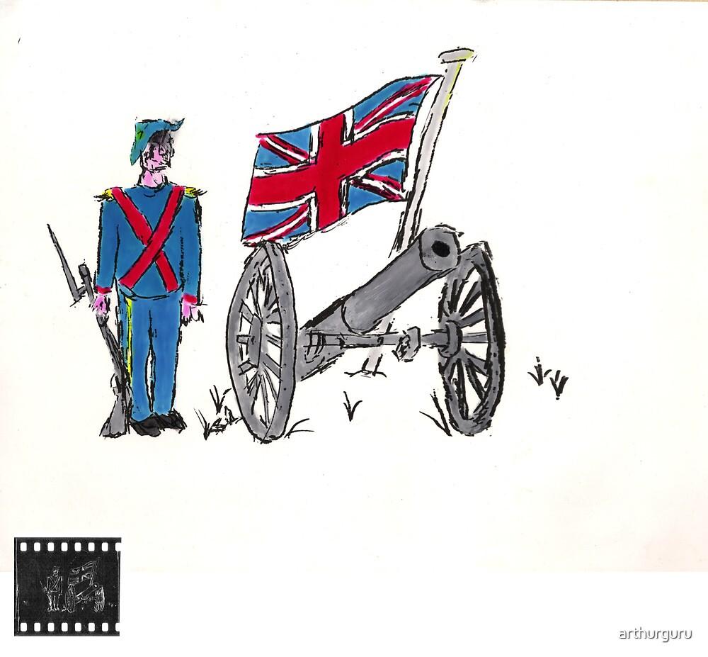 Cannon by arthurguru