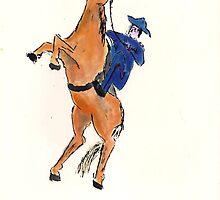 Horseman by arthurguru