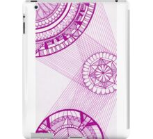 Mandala Web iPad Case/Skin