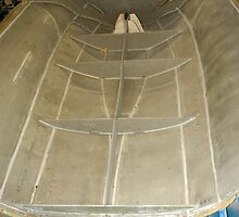 boat hull structure by mungral