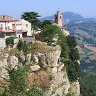 Montefalcone Appennino, Le Marche/Italy by hjaynefoster